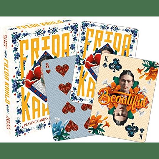 Frida Kahlo Playing Cards