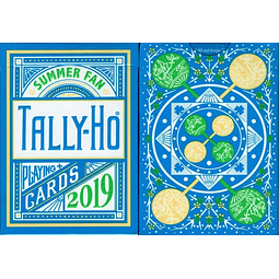 Tally-Ho Summer Fan