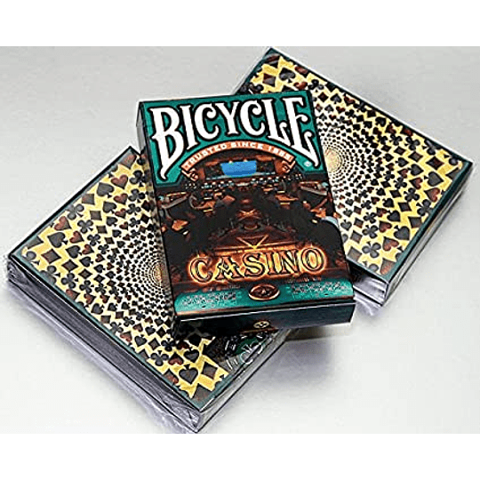 Bicycle Casino Playing Card By Coll