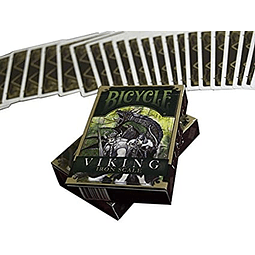 Viking Iron Bicycle Scale Deck