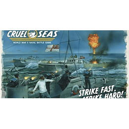 Cruel Seas Starter Set Miniature