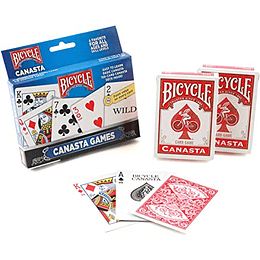 Bicycle Canasta Ar Game