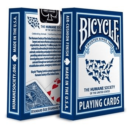 Bicy Playing Card The Humane Societ