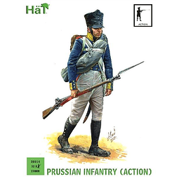 Prussian Infantry Action 1/56