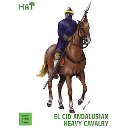 Andalusian Heavy Cavalry 1/56