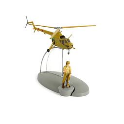 Plane Tintin #22- San Theodoros