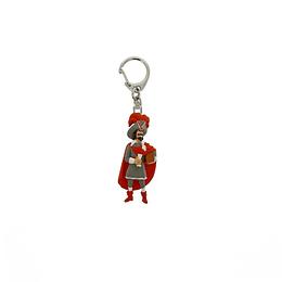 Llavero Tintin pirata Rackham el rojo 7Cm