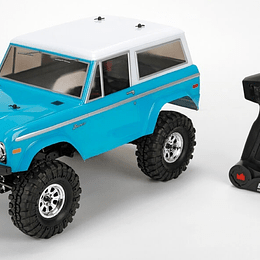 1972 Ford Bronco 4X4 Ascender 1/10
