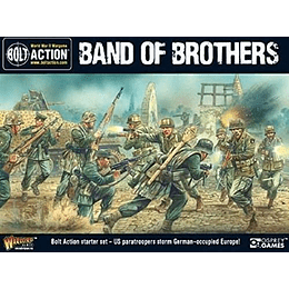 Juego Bolt Action 2 Starter Set