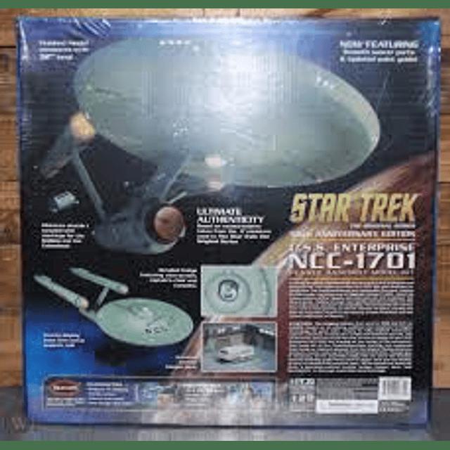 1/350 Starktrek Tos Enterprise 50Th