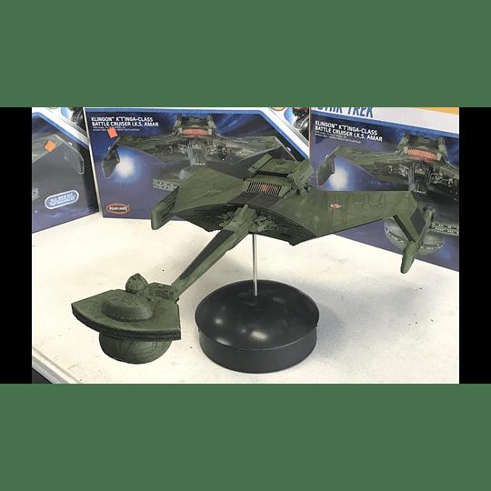 1/350 Star Trek Klingon K-T-Inga