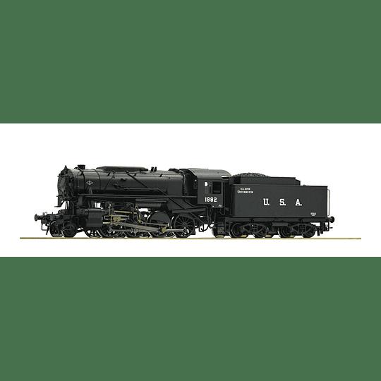 Locomotora a vapor S 160, Usatc 1/87 H0