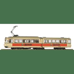 """Tranvía alemán  """"Jägermeister"""" 1/87 H0"""