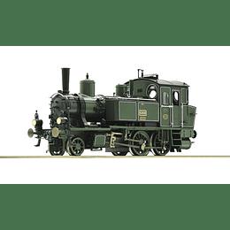 Locomotora De Vapor Serie Pt 2/3