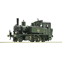 Locomotora De Vapor Serie Pt 2/3 escala 1/87 H0