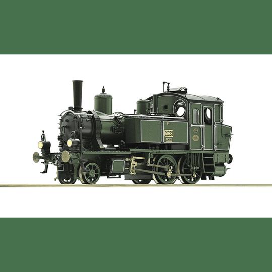 1/87 Locomotora De Vapor Serie Pt 2/3
