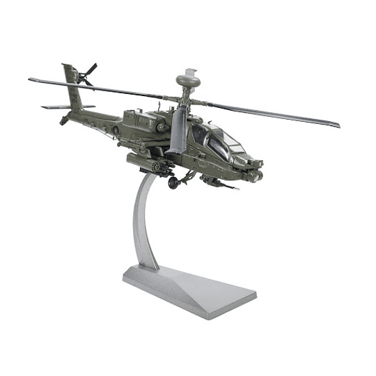 Helicoptero Apache Ah-64 Taiwan (Roc Army)  1/72 Hobby Master