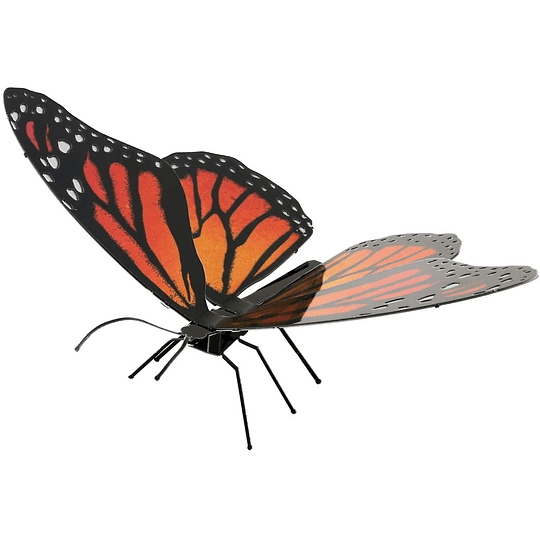 Monarch Butterfly Metal Earth Model