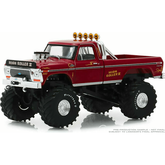 High Roller Ii 1979 1979 Ford 1/43
