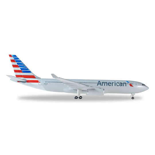 American Airl Airbus A330-200 1/500