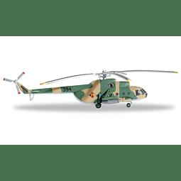 Nva - Luftstreitkräfte/Luftverteidigung (Lsk/Lv) Mil Mi-8T 1/200