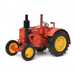 Tractor K.L. Bulldog, Red 1/18