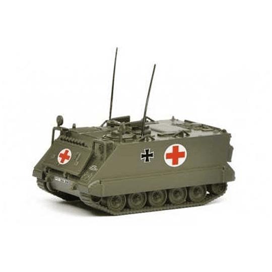 Vehículo blindado M113 ambulancia  1:87