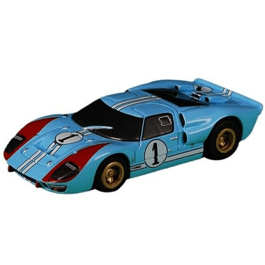 Ford Gt40 Slot Ho