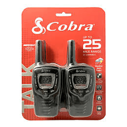 Walkie Talkie Cobra 25