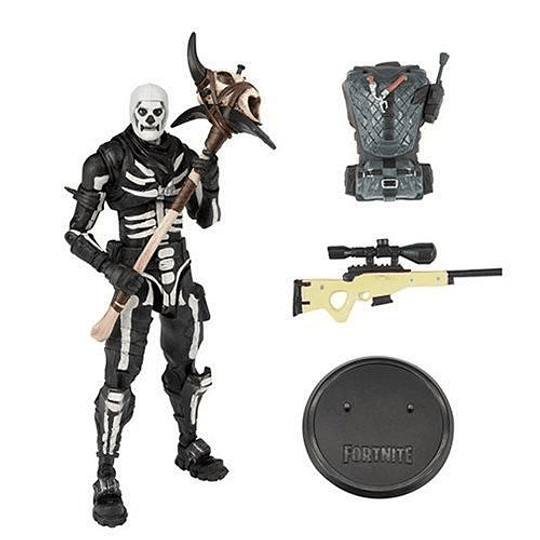 Fortnite Series 1 Skull Trooper 7