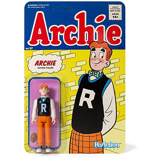 Figura Archie  Reaction