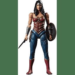 Wonder Woman 1:18 Miniature 10 Cm Alto