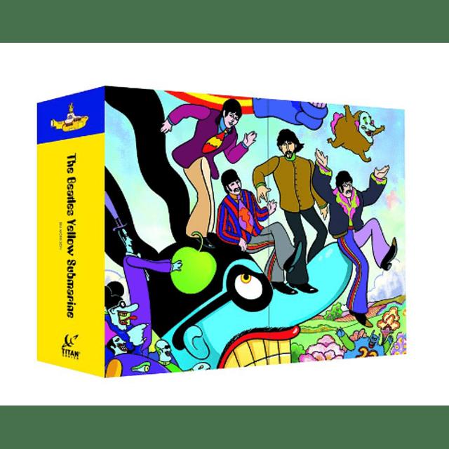 Kit De Colección Beatles Yellow Submarine