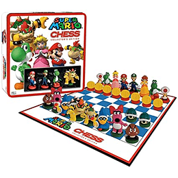 Super Mario Chess Game Collectors