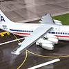 American Airlines Bae146-200 1/200