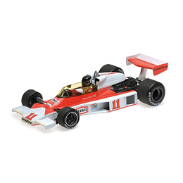 Formula Uno Mclaren Ford M23 James Hunt 1/18