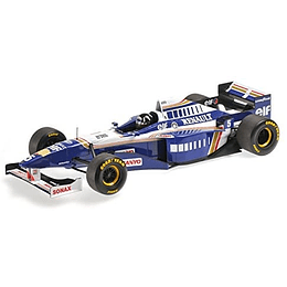 Williams Renault Fw18 Damon 1/18