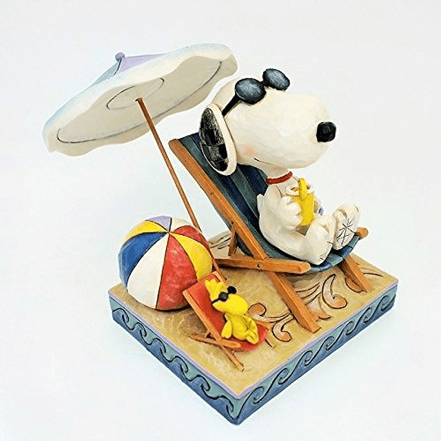 Peanuts Traditions Day At The Beach