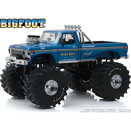 Camioneta Ford F-250 Monster Truck 1/18