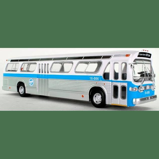 Auto bus GMC de Montreal 1/43