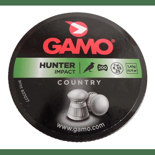 Diabolo Hunter  6.35 Cx200