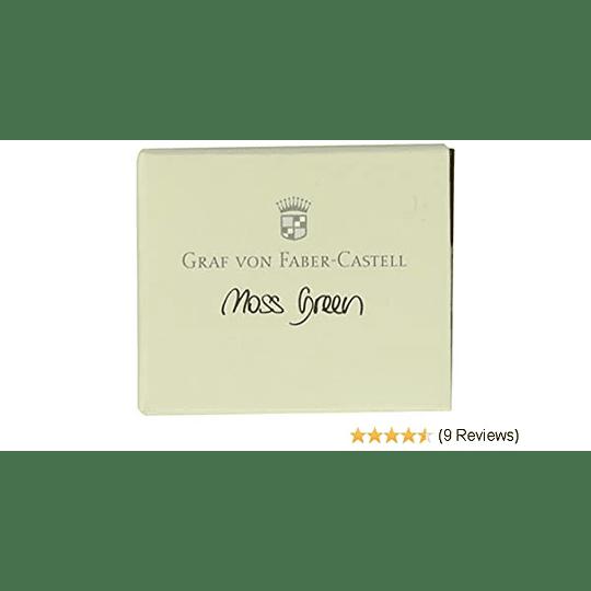 Cartucho  Tinta Verde Musgo X6
