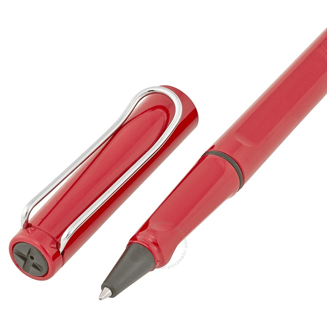 Rollerball Safari Rojo
