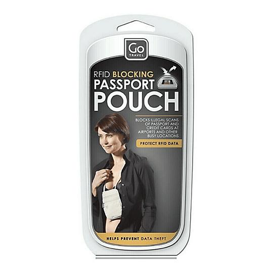Passport Pouch Rfid