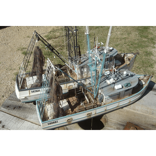 Rusty The Shrimp Boat 36