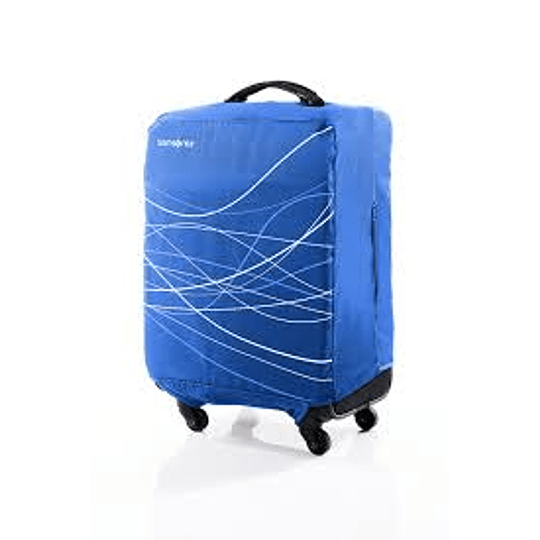Foldable  Luggage Cover  L Blue