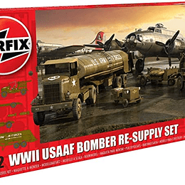 Usaaf 8Th Air Force Bomber 1/72