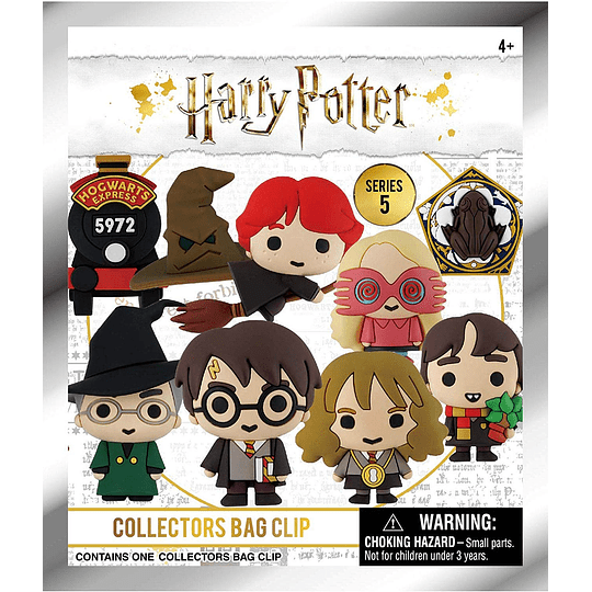 HARRY POTTER SERIES 5 FIGURAL KEY CHAIN
