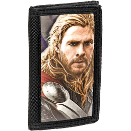 Billetera  Thor Age Ultron 3D