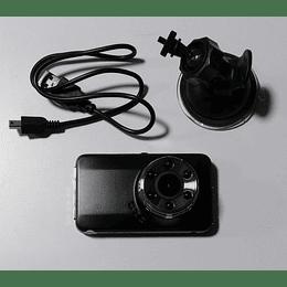 Camara para vehículo FULL HD Angulo 170 32 GB